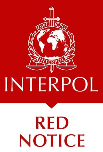 Red Notice Published for…