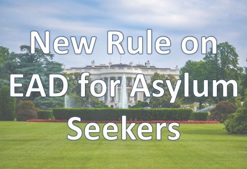 New Rule on EADs for Asyl…