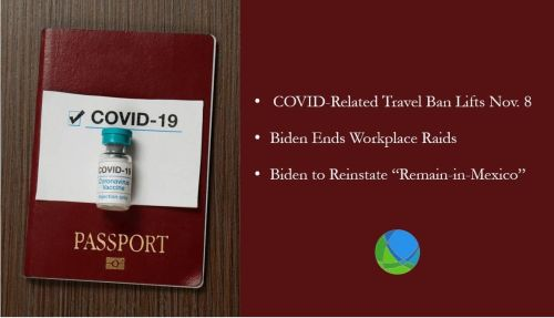 COVID Travel Ban Ends - I…